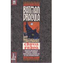 Batman & Drácula - Chuva Rubra 01 E 02