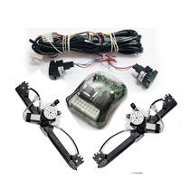 Kit Vidro Elétrico Para Fiat Uno Novo 2 Portas Sensorizado