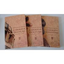 Escola Da Fé Coleção 3 Livros - Professor Felipe Aquino