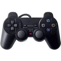 Controle Playstation 2 Dual Shock2 Ps2 Com Fio100%compativel