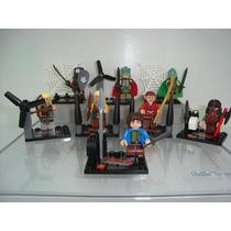 Senhor Dos Anéis Hobbit Lego Compatível