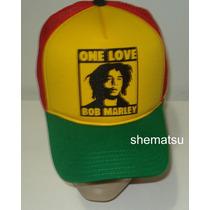 Bone Trucker Tela Americano Bob Marley One Love Reggae
