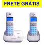 Telefone Sem Fio Motorola Digital Auri 3500w Dect 6.0 2