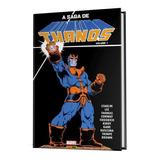 A Saga De Thanos - Vol 1 - Marvel