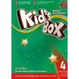 Kids Box American English 4 Workbook With Online Resources Original