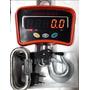 Balança Digital Suspensa De Gancho 1000kg Com Super Bateria Original