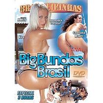 Dvd Brasileirinhas Big Bundas Brasil