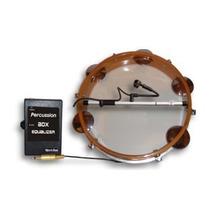 Microfone Para Pandeiro Black Bug Mp1000 De 10, 11 E 12