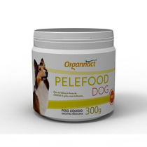 Pelefood Dog 300g Organnact Pet Shop Store