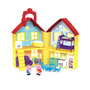 Casinha Peppa Pig Peek Surprise Playhouse Fisher Price