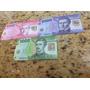 Lote Cedulas Pesos Chileno - Circulantes