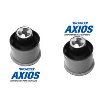 02 Bucha Eixo Tras Golf Bora Fox Polo A3 - Original Axios