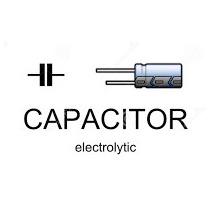 Capacitor Eletrolítico Radial 100uf 25v 6,3x11 Tocon (100un)