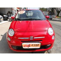 Fiat 500 1.4 Cult 8v Flex 2p Manual 2011/2012