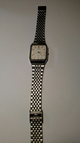 16a4c87a5dd Relógio Casio Modelo Mq-337-7a Ano 1987 + Frete