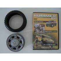 Hummer H2 Radio Controle - Pneu E Dvd