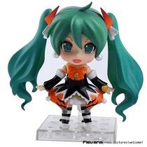 Action Figure Hatsune Miku Halloween Nendoroid 11cm