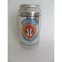 Lata Vazia Latinha Cerveja Antarctica Verão 2002
