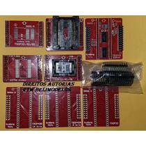 Tsop48 40 32 Psop44 Sop56 44 - Adaptador Eprom P/ Tl866