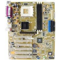 Asus A7v8x-x Offboard Amd462 Chipset Via8235 3xddr1/som/rede