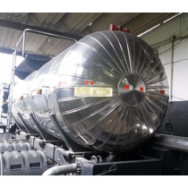 Tanque Aço Inox Térmico 10 Mil Litros, Marca: Químinox