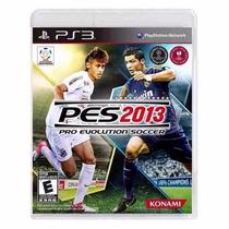 Pro Evolution Soccer 2013 Ps3 Pes 13
