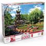Quebra Cabeça Puzzle 6000 Peças Tivoli Gardens Grow