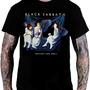Camiseta Black Sabbath - Heaven And Hell (preta)