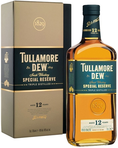 af937d8862d Whiskey Tullamore D.e.w. 12 Anos Special Reserve