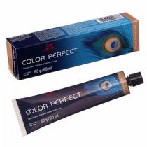 Tintura Color Perfect 7/4 Louro Médio Avermelhado