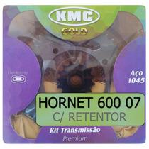 Kit Relação C/ Retentor Da Moto Hornet 2007