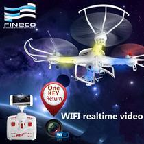 Quadcopter Fx-6ci Câmera Drone 2.4 G 4ch Rc Com 2 Mp