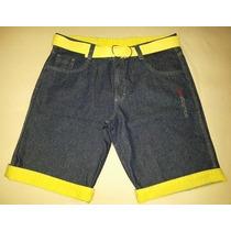 Bermuda Jeans Masculina Grifes Pode Escolher O Modelo