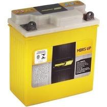 Bateria Moto 12v-5,5ah Yamaha 125/135/350 Ybr/e/k/ed Rd/rdz