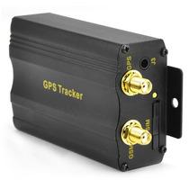 Rastreador Veicular Tk 103b Sinal Gps / Sms /gprs Tr Novo Sc