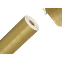 Adesivo Em Vinil Estilizando Ouro Escovado Universal 1mx50cm