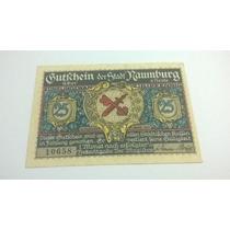 Cédula Alemanha Notegeld 25 Pfennig 1921 Lt0039