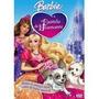 Dvd Original Do Filme Barbie E O Castelo De Diamante