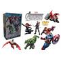 Dvd Box Desenho Os Vingadores Unidos - Volumes 01 E 02