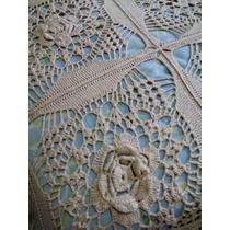 Lindissima Colcha De Croche Casal Queen - 2,40x2,30
