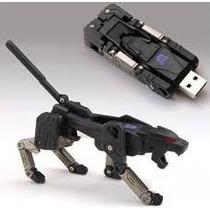 Pendrive Personalizado Robô Transformers 8 Gb .