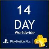 Playstation Plus Psn 14 Dias - Contas De 14 Dias