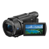 Sony Fdr-ax53 4k Ultra Hd Handycam Camcorder + Sandisk 128gb