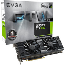 Placa De Vídeo Geforce Gtx 1050 Ftw Dt Gaming Acx 3.0  2gb