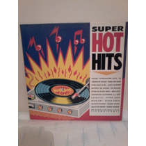 Lp Super Hot Hits 1990 - Disco Wilg