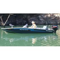 Metalglass Big Fish 5014 Sport - 0 Km - O Melhor Preço!