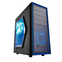 Gabinete Gamer Subzero C/ 3 Coolers E Led Multilaser Ga134