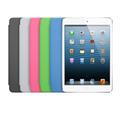 Kit Smart Cover Ipad Mini + Case Tampa Traseira + Pelicula!!