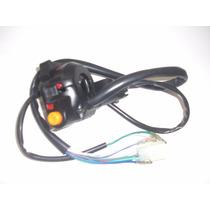 Interruptor De Luz Lado Esq. Dafra Super 100 Original