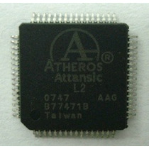 Circuito Integrado De Rede Atheros Attansic L2